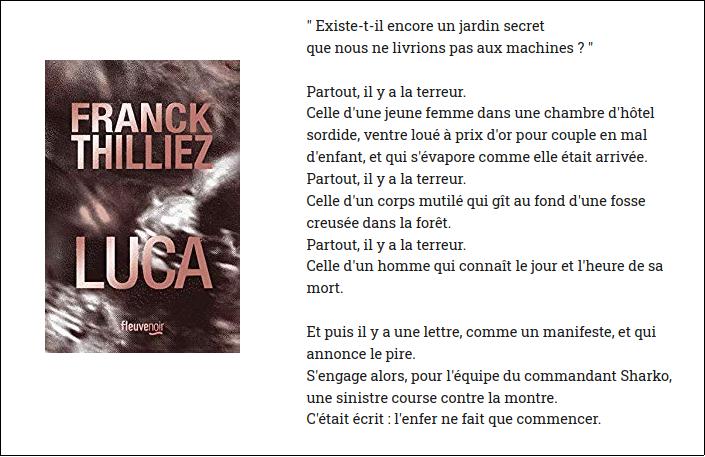 Luca Franck Thilliez
